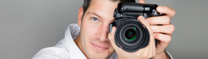 Curso de Introduccion a la Fotografia Profesional