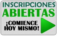 Inscripcion Cursos Online a distancia